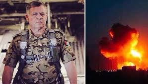 Image result for King Abdullah of Jordan.