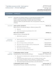 New Grad RN Resume New Grad RN Resume. 6910 Riverrun Court Mira Loma, CA 91752 (951) 386—9397 www.