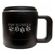 <b>Лапомойка PAW PLUNGER малая</b>, черная — купить в интернет ...