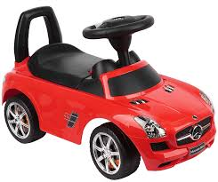 Chilok BO <b>Mercedes</b>-<b>Benz SLS AMG</b> - <b>каталка</b> детская красный ...