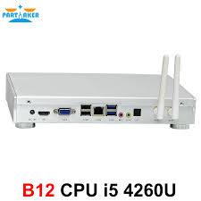 Aliexpress.com : Buy <b>Partaker</b> B12 Windows 10 Barebone <b>Intel</b> i5 ...