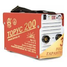 <b>Сварочный аппарат Торус</b> 200 с комплектом проводов — купить в ...