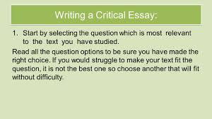 national five english critical essay 91 121 113 106 bbc bitesize national 5 english critical essay revision 1