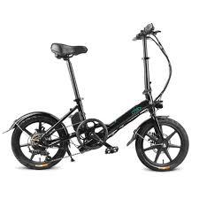 【EU STOCK】<b>FIIDO D3S Folding Moped</b> Electric Bike Variable ...