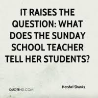 Sunday School Inspirational Quotes. QuotesGram via Relatably.com