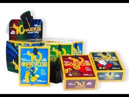 "Игра ""<b>Школа волшебства 10 фокусов</b>"" (<b>Step puzzle</b>) - распаковка ..."