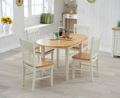 cream compact extending dining table: amalfi cream extending dining table with chairs