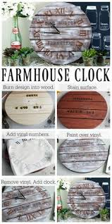 183 Best <b>DIY Clocks</b> images in 2020 | <b>Diy clock</b>, <b>Clock</b>, Make a <b>clock</b>