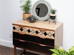 d-c-fix | <b>DIY</b> upcycling: <b>Chic new</b> boho look for your chest of drawers!