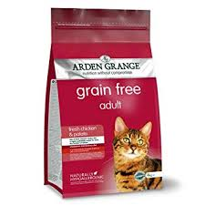 <b>Arden Grange</b> Adult Cat Grain Free Fresh <b>Chicken and</b> Potato, 4 kg ...
