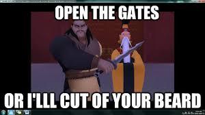 Open the Gates memes   quickmeme via Relatably.com