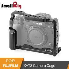 <b>SmallRig</b> X T3 <b>Aluminum Alloy Camera</b> Video Cage for Fujifilm X T3 ...