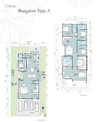 Two Story Bungalow Design   Design Architecture and Art Worldwidefloorplan
