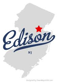 Image result for edison new jersey