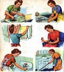 Bildresultat för fibro cleaning lady