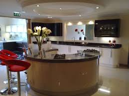 Lighting For Kitchen Kitchen Luxury Lighting Kitchen Decor With Round Modern Kitchen