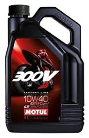 <b>Моторное масло Motul 300V</b> Factory Line Road Racing 10W40 4 л ...