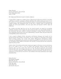 letter of recommendation from supervisor cover letter database letter of recommendation from supervisor