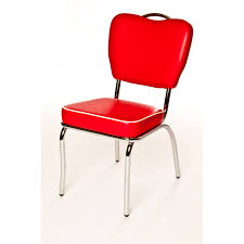 Red Retro Kitchen Accessories Classic Retro American Diner Furniture Accessories From The