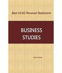 ucas personal statements for business studies  category business and management personal statements the
