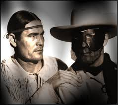 "... Lone Ranger only for the first serial. Here he is pictured with the full mask on. ""Lee Berrien Powell was born on May 15, 1908 in Long Beach, ... - 1117380-LoneRanger45LeePowell1"