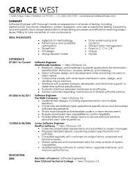 uat test engineer sample resume examples of great cover letters ux designer resumeprofessional summary resume examples for uncategorized format summary skills highlights for software engineer resume