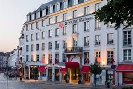 4 дня в Брюсселе! - отзыв о NH Collection Brussels Grand Sablon ...