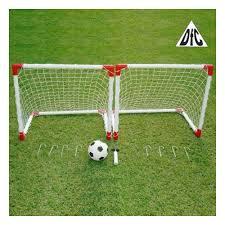 <b>Ворота</b> игровые <b>DFC 2</b> Mini Soccer Set (<b>2</b> шт) — купить в ...