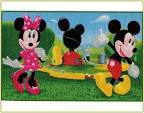 Mickey mouse clubhouse area rug