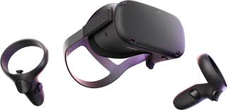 Oculus Quest <b>All-in-one VR</b> Gaming Headset 64GB Black 301 ...