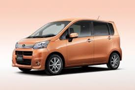 Новая Subaru <b>Stella</b> стала копией Daihatsu Move
