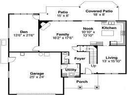 Garrison Style House Plans Garrison Colonial House Floor Plans