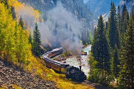 Image result for image of durango silverton train