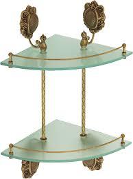 <b>Полка Migliore Cleopatra</b> ML.CLE-60.762.BR бронза - купить в ...