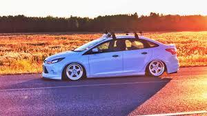 Ford Focus Sedan On <b>AIR</b> | DRIVE2
