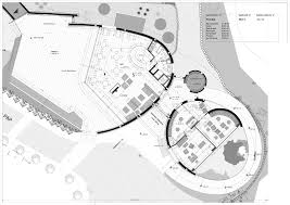 Gallery of Golf Club House La Graiera   BC Estudio Architects   Golf Club House La Graiera Ground Floor Plan
