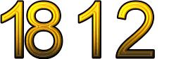 「1812 number」の画像検索結果