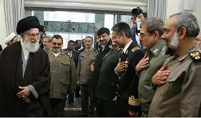 Image result for دیدار خامنه ای با سران جمهوری اسلامی