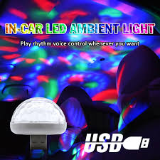 best top <b>usb car</b> led music light near me and get free shipping - a380