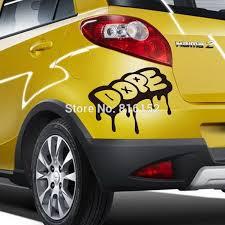 Online Get Cheap Drift Car Wall Decal Aliexpress Com Alibaba Group