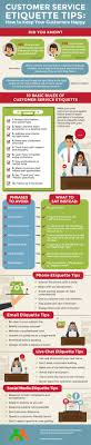 best ideas about customer service jobs make customer service etiquette tips how to keep your customers happy infographic