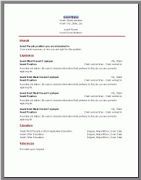 Imagerackus Gorgeous Title For Resume Resume Titles Examples         Imagerackus Interesting Free Simple Resume Simple Resume Template Microsoft Word With Astounding Resume Word Templates At