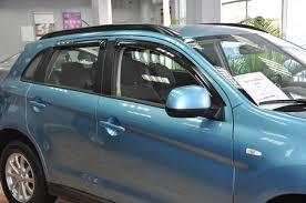 <b>Дефлекторы</b> боковых <b>окон EGR</b> Mitsubishi ASX (2010-2012 ...