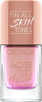 Catrice <b>Лак для ногтей More</b> Than Nude Nail Polish, тон 05, 10.5 мл