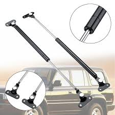 <b>1 Pair Rear</b> Tailgate Gas Struts Supports For Toyota Land Cruiser ...