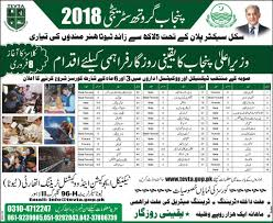 tevta evening vocational training courses 2017