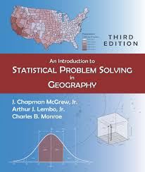 press an introduction to statistical problem solving in an introduction to statistical problem solving in geography by j chapman mcgrew jr