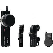 PDMOVIE <b>Remote</b> Air 4 <b>Dual Motor Wireless</b> Lens Control Kit PD2-M2