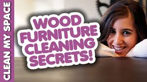 wood furniture cleaning secrets how to clean wooden furniture best ways clean my space youtube best way to dust furniture