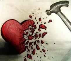 Image result for broken heart child